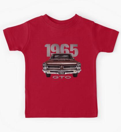 1965 GTO Kids Tee