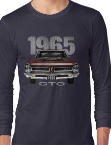 1965 GTO Long Sleeve T-Shirt