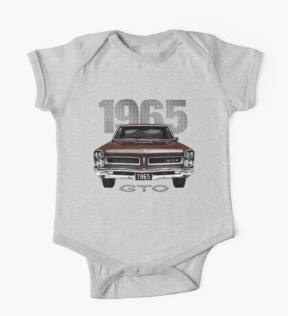 1965 GTO One Piece - Short Sleeve
