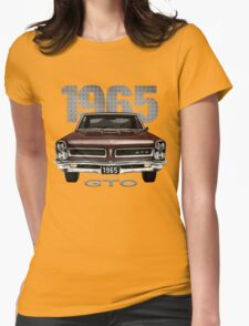 1965 GTO Womens T-Shirt