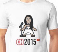 Switzerland 2015 Unisex T-Shirt