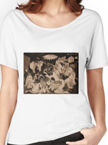 My Guernica: A Picasso Study Women's Relaxed Fit T-Shirt