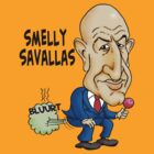 Kojak (Smelly Savalas) by ShaneStringer