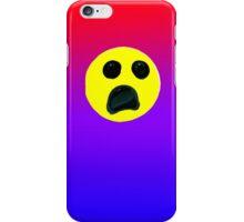 Weird Smiley iPhone Case/Skin