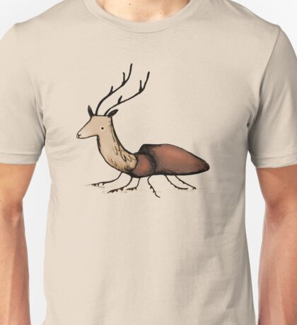 Stag Beetle Unisex T-Shirt