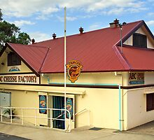 ABC Cheese Factory at Central Tilba by Darren Stones