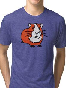 Hamster Guinea pig Tri-blend T-Shirt