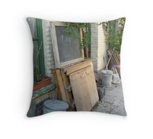 cité Pottier. lille. France Throw Pillow