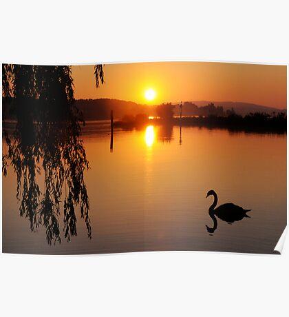 lake of serenity Poster