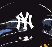 New York Yankees by drawspots