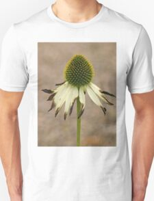 Green and Yellow Flower Unisex T-Shirt