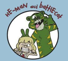 He-man and Battlecat Kids Clothes