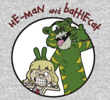 He-man and Battlecat Kids Clothes
