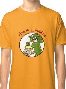 He-man and Battlecat Classic T-Shirt