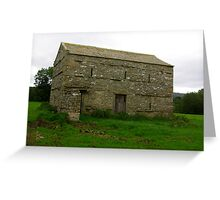 Dales Barn #3 Greeting Card