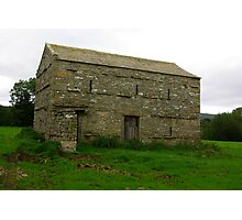 Dales Barn #3 Photographic Print
