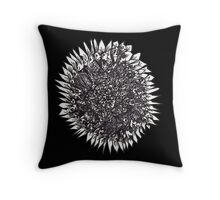 Sun of All Things Throw Pillow