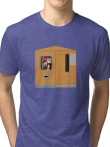 Digital Photobooth Tri-blend T-Shirt