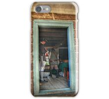 Looking Through The Doorway To The Past iPhone Case/Skin