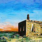 Silverton Ruin by Sue Hodge