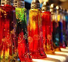 Little Row Of Colour by TerraChild