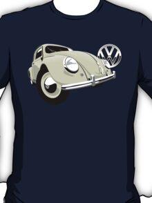 VW Beetle type 1 cream T-Shirt