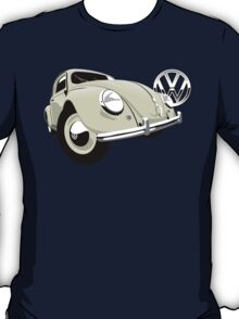 VW Beetle type 1 cream T-Shirt