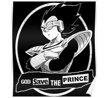 God Save the Prince Poster