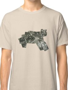 Cat collage Classic T-Shirt