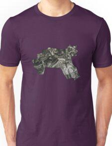 Cat collage Unisex T-Shirt