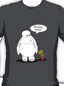 Wooden Baby T-Shirt