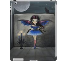 Little Dancer Gothic Vampire Art by Molly Harrison iPad Case/Skin