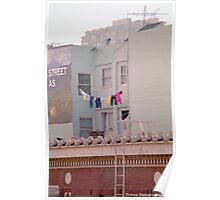Larkin Street Laundry Poster