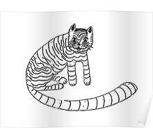 My cheshire cat - II Poster