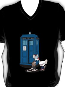 Gee Doctor What Are We Going To Do Tonight? T-Shirt