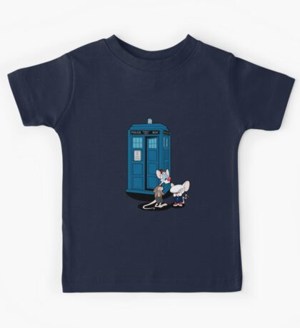 Gee Doctor What Are We Going To Do Tonight? Kids Tee