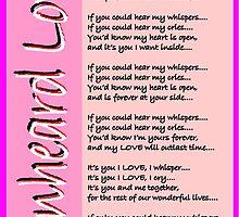 unheard love by MontanaJack
