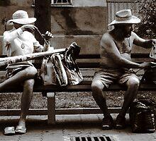 time to catch the train by Nikolay Semyonov