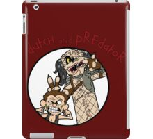 Dutch and Predator iPad Case/Skin