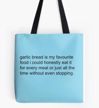 Scott Pilgrim - Garlic Bread Tote Bag