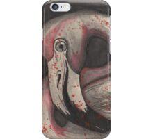 Dexter the Flamingo iPhone Case/Skin
