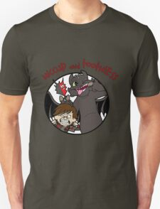 Hiccup and Toothless T-Shirt