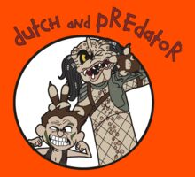Dutch and Predator Kids Clothes