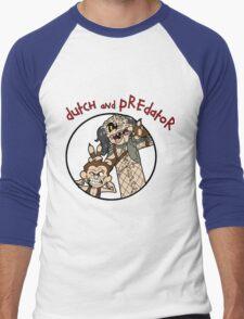 Dutch and Predator Men's Baseball ¾ T-Shirt