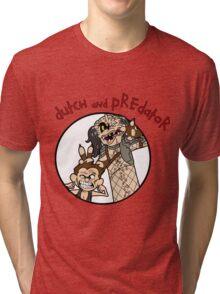 Dutch and Predator Tri-blend T-Shirt
