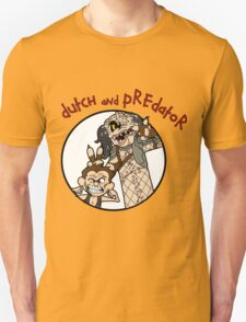 Dutch and Predator Unisex T-Shirt