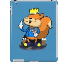 King of all the land! iPad Case/Skin