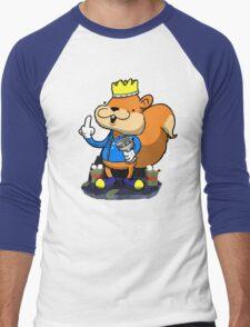 King of all the land! Men's Baseball ¾ T-Shirt