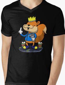 King of all the land! Mens V-Neck T-Shirt
