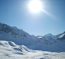 Les Arcs - Winter Playground by Ashley W